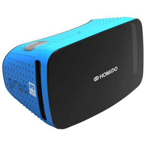 Очки виртуальной реальности HOMIDO Grab голубой