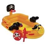 Игровой центр Intex Lil' Pirate Play Center 48663
