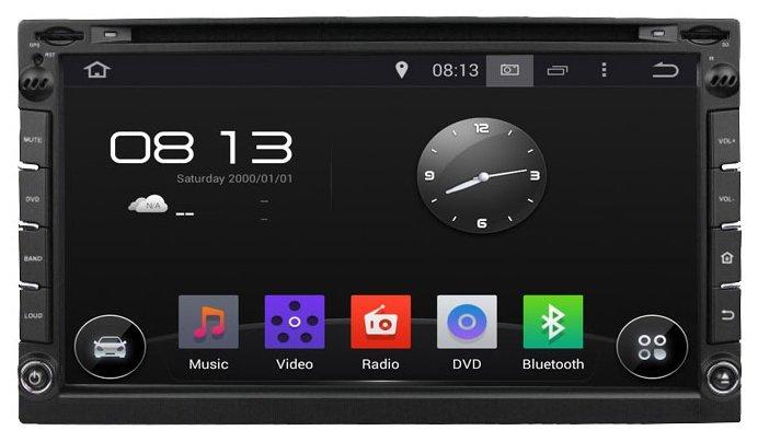 Автомагнитола Smarty Nissan X-Trail 2001-2013 Android