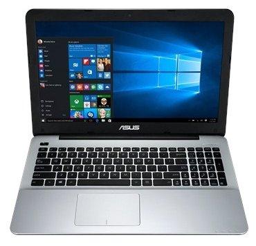 """Ноутбук ASUS X555BA AMD E2 9010 2000 MHz/15.6""""/1366x768/4Gb/500Gb HDD/DVD-RW/AMD Radeon R4/Wi-Fi/Bluetooth/DOS (90NB0D28-M00070)"""