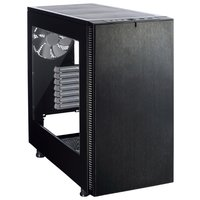 Компьютерный корпус Fractal Design Define S Black Window