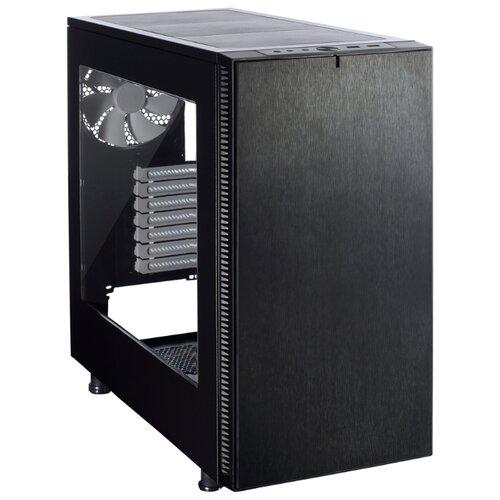 Купить Компьютерный корпус Fractal Design Define S Black Window