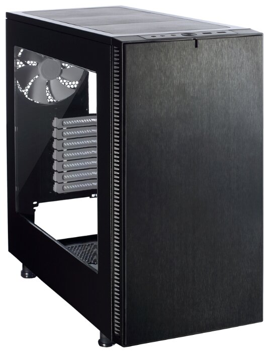 Fractal Design Компьютерный корпус Fractal Design Define S Black Window