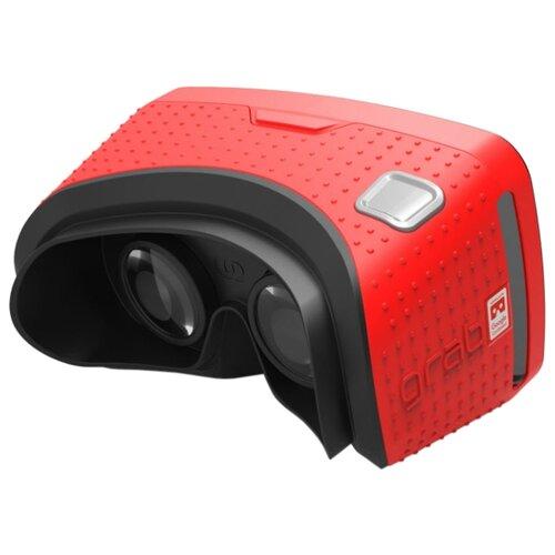 Очки виртуальной реальности HOMIDO Grab красный