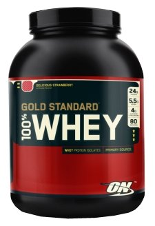 Протеин OPTIMUM NUTRITION Whey protein Gold standard 5 lb - Chocolate Malt