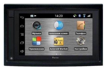 Автомагнитола Parrot ASTEROID Smart Peugeot 207/307