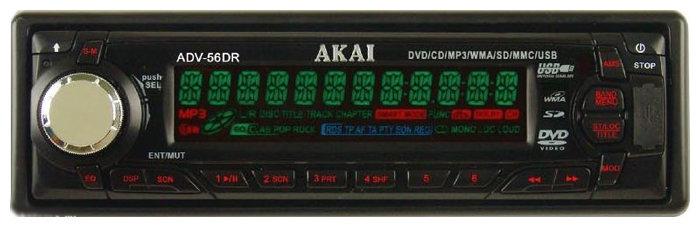 Автомагнитола Akai ADV-56DR