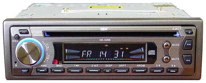 Автомагнитола Dex DE-3258