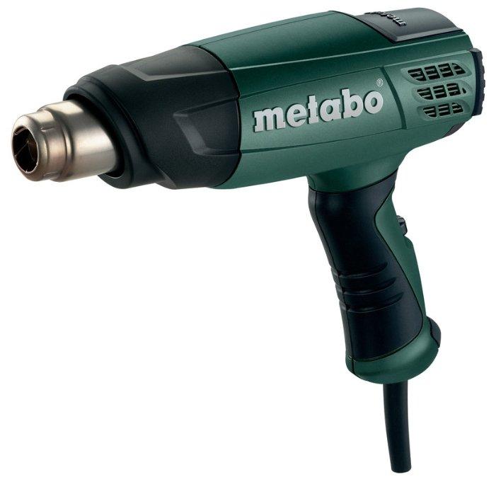 Строительный фен metabo HE 20-600 Case 2000 Вт
