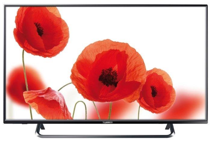 Telefunken TF-LED43S36T2, Black телевизор
