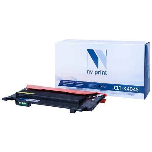 Картридж NV Print CLT-K404S для Samsung, совместимый
