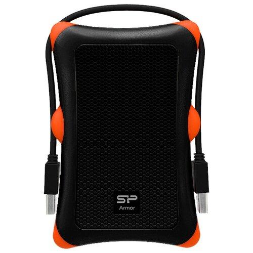 Внешний жесткий диск Silicon Power Armor A30 2TB BlackВнешние жесткие диски и SSD<br>