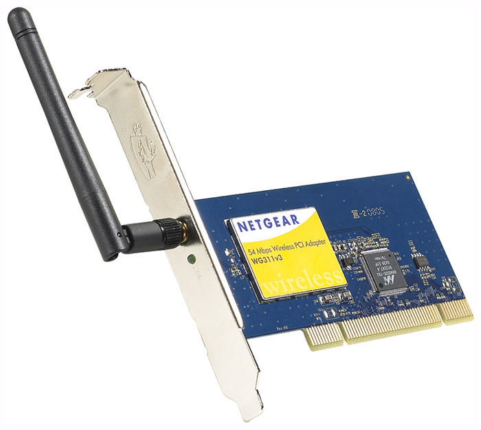 Wi-Fi адаптер NETGEAR WG311