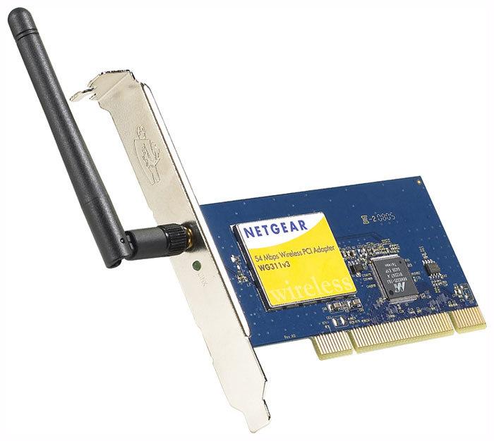 NETGEAR Wi-Fi адаптер NETGEAR WG311