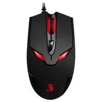 Мышь A4Tech Bloody V4 game mouse Black USB