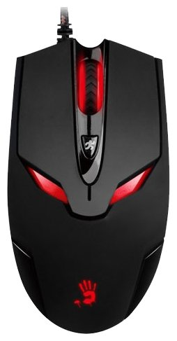 A4Tech Bloody V4 game mouse Black USB