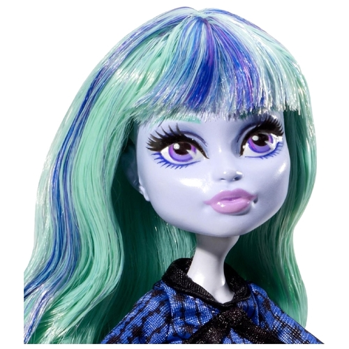 Кукла Monster High 13 желаний Твайла, 27 см, Y7708