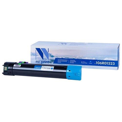 Фото - Картридж NV Print 106R01523 для Xerox, совместимый картридж xerox 106r01523 для ph 6700 n повышенной емкости голубой