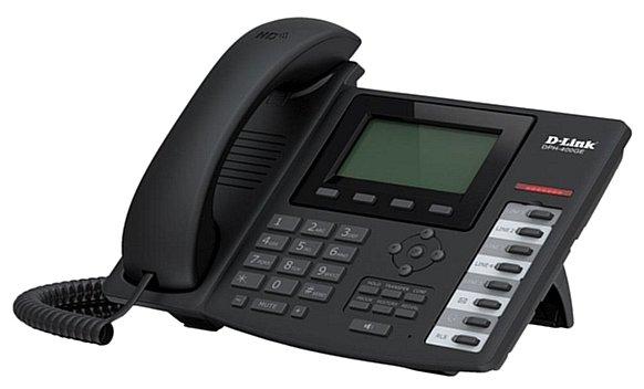 D-link VoIP-телефон D-link DPH-400GE/F1A