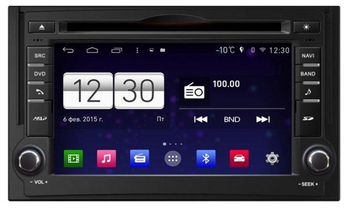 FarCar s160 Hyundai Starex H1 на Android (m233)