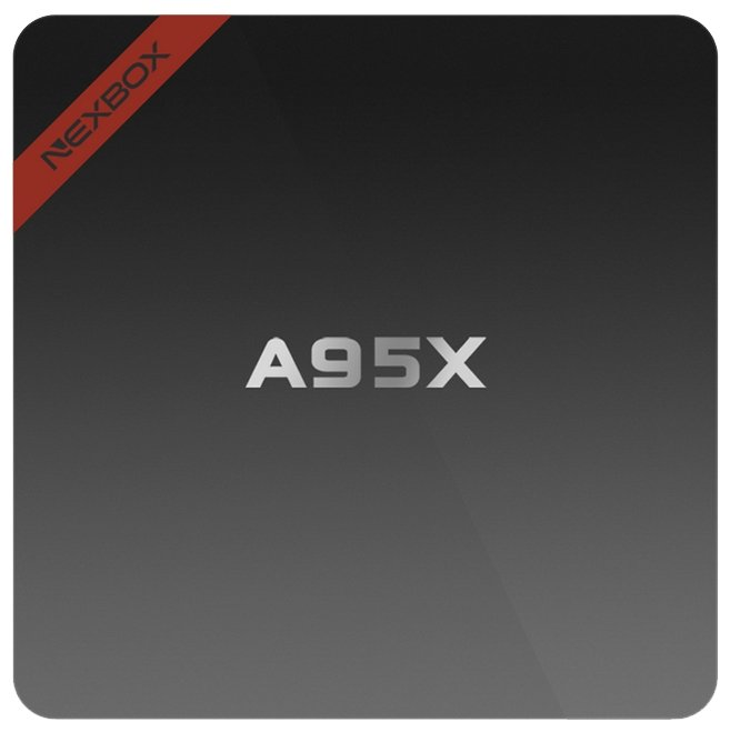 NEXBOX Медиаплеер NEXBOX A95X 2Gb+16Gb