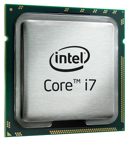 Intel Core i7 Extreme Edition Bloomfield