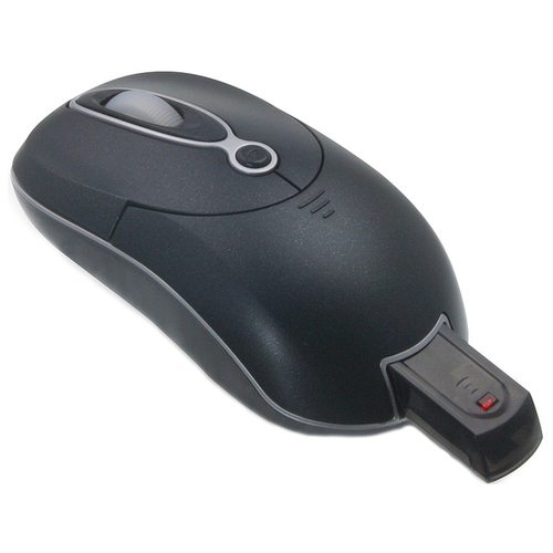 Мышь SPEEDLINK Compact RF Mouse SL-6187 Black USB