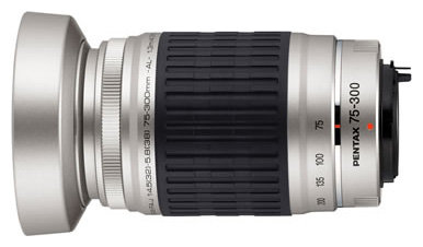 Объектив Pentax SMC FA J 75-300mm f/4.5-5.8 AL