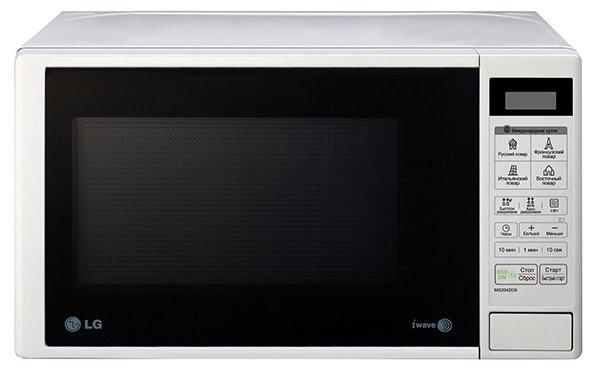LG MS2042DS СВЧ-печь