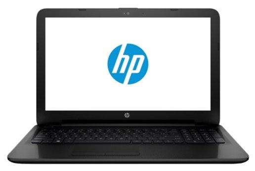 """HP 15-ac001ur (Celeron N3050 1600 MHz/15.6""""/1366x768/2.0Gb/500Gb/DVD нет/Intel GMA HD/Wi-Fi/DOS)"""