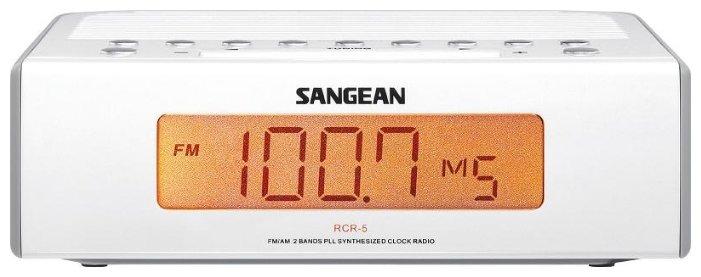 Радиоприемник Sangean RCR-5 Silver