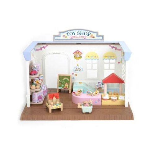 Игровой набор Sylvanian Families Магазин игрушек 2888/5050 epoch traumwiesen набор магазин игрушек sylvanian families