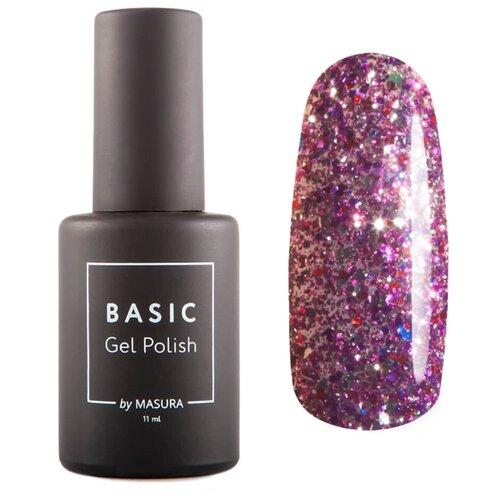 Фото - Гель-лак для ногтей Masura Basic, 11 мл, оттенок Ибица гель лак masura basic 35 мл оттенок черный кобальт