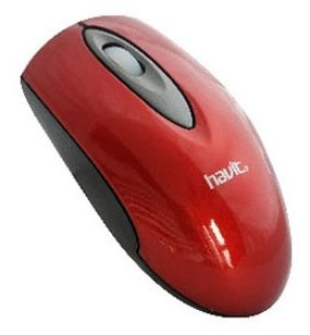 Мышь Havit HV-M218 Red USB