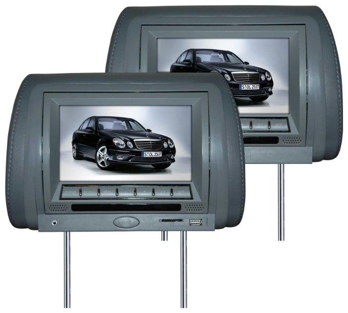 Автомобильный телевизор Velas V-HM7