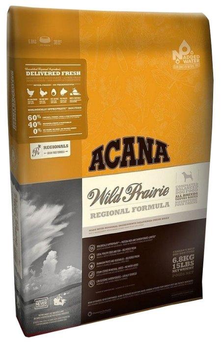 Корм для собак Acana Regionals Wild Prairie 6.8 кг