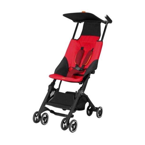 Прогулочная коляска GB Pockit dragonfire red коляска прогулочная gb qbit lizard khaki