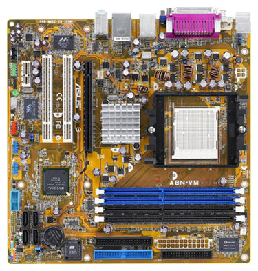 Asus A8N-VM Download Drivers