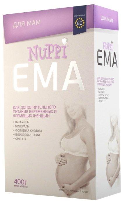 Молочная смесь для мам Nuppi Ema 400 г