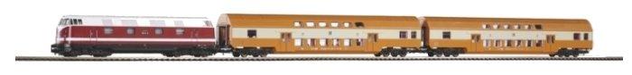 "PIKO Стартовый набор ""Пассажирский поезд BR 118"", серия Hobby, 57135, H0 (1:87)"