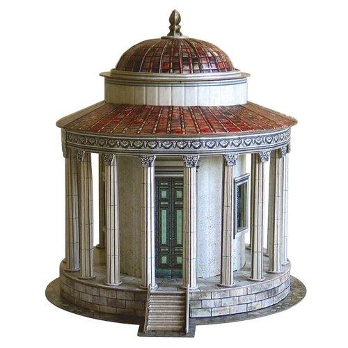 Купить Сборная модель Умная Бумага Храм Весты в Тиволи (339) 1:87, Сборные модели