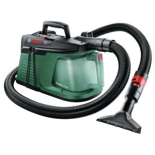 Строительный пылесос BOSCH EasyVac 3 700 Вт зеленый