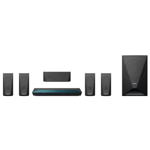 Купить Домашний кинотеатр Sony BDV-E3100 черный