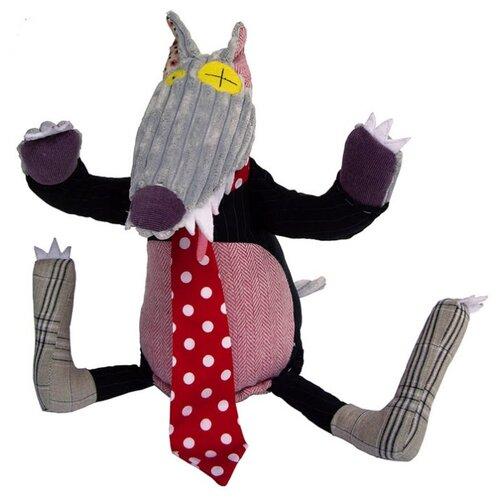 deglingos deglingos лисичка kitschos original Мягкая игрушка Deglingos Волк BigBos 31 см