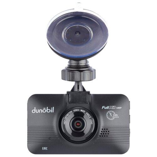 Видеорегистратор Dunobil Oculus Duo, 2 камеры черный