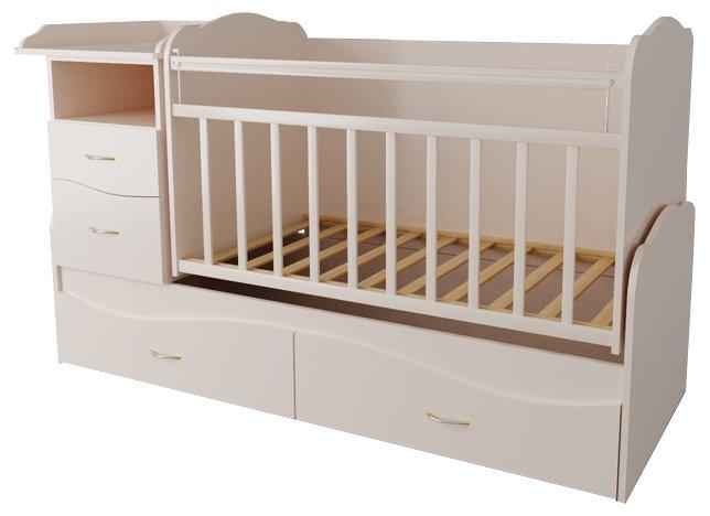 Кроватка Valle Allegra Comfort (трансформер)