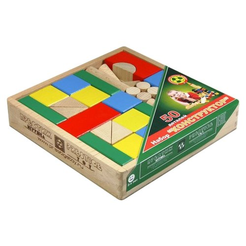 Купить Кубики Престиж-игрушка Конструктор КЦ2251, Детские кубики
