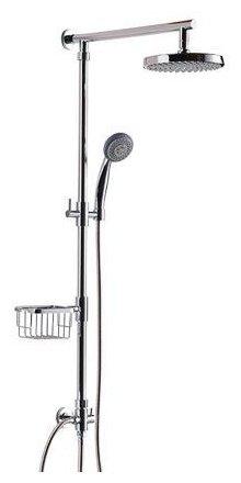 Душевая стойка WasserKRAFT A015 комбинированное
