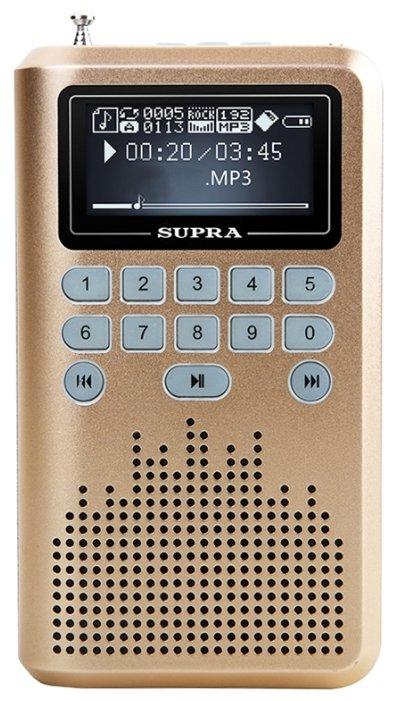 Supra PAS-3907 Gold