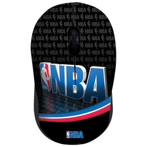 Мышь Cirkuit Planet NBA MM2102 Black USB